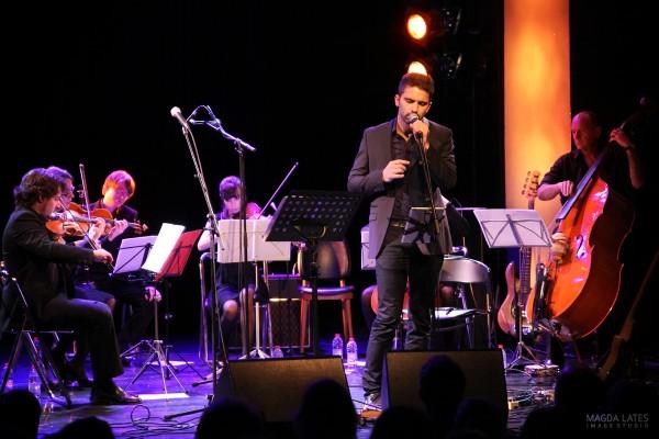 Bruno Guglielmi chante Barbara