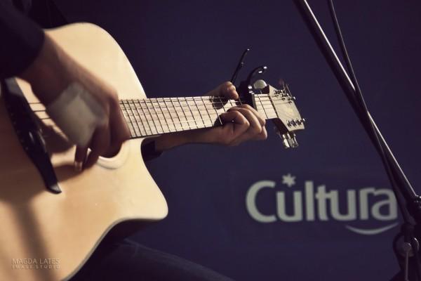 Bruno Guglielmi Showcase Cultura