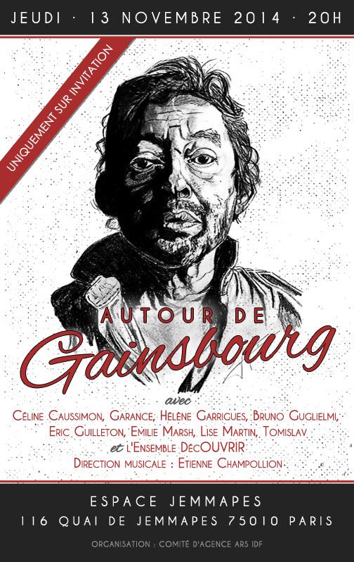 Autour de Gainsbourg