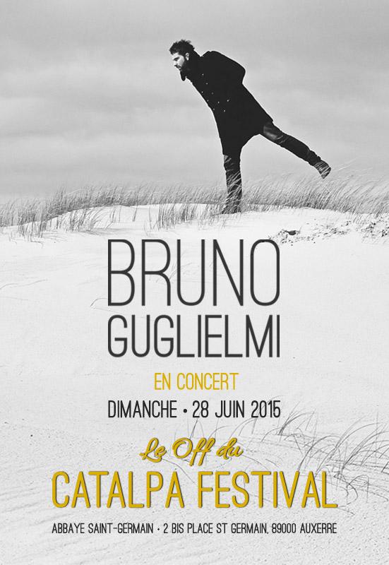 Bruno Guglielmi concert Catalpa Festival