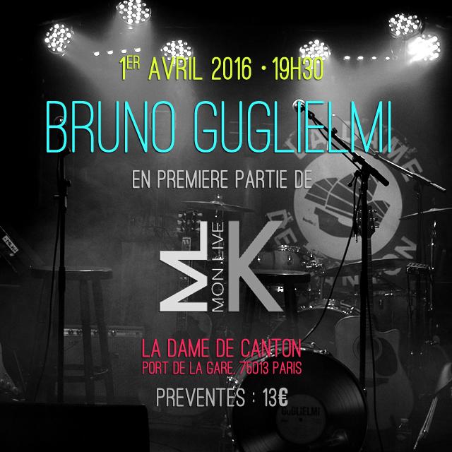 Concert Bruno Guglielmi