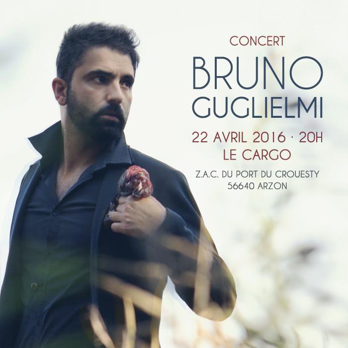 Bruno Guglielmi concert Arzon