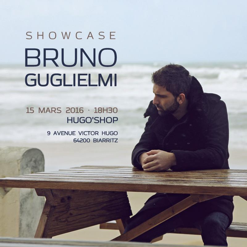Showcase Bruno Guglielmi