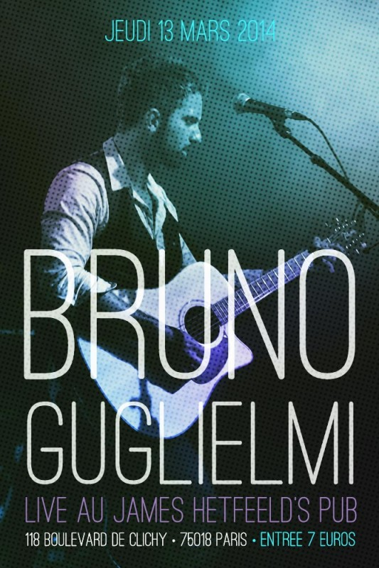 Bruno Guglielmi Live