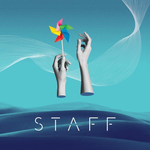 Pochette album STAFF